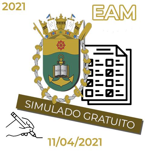 1º SIMULADO EAM 2021