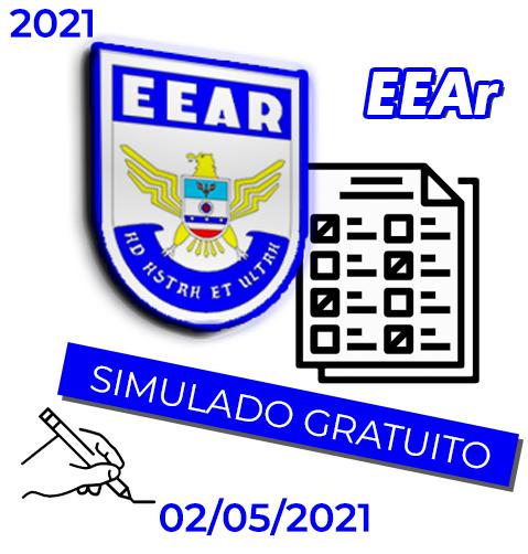 1º SIMULADO EEAR 2021
