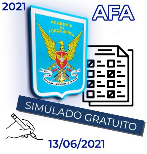 SIMULADO AFA 13_06