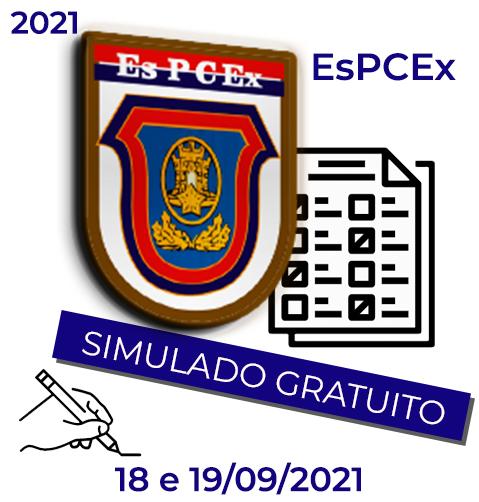 SIMULADO EsPCEx 2021