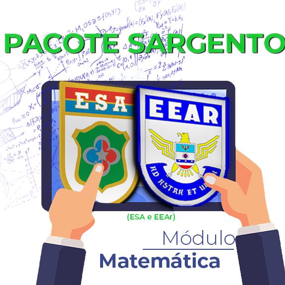 Módulo Sargento - Matemática