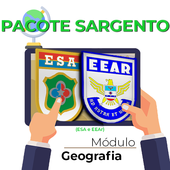 Módulo Sargento - Geografia