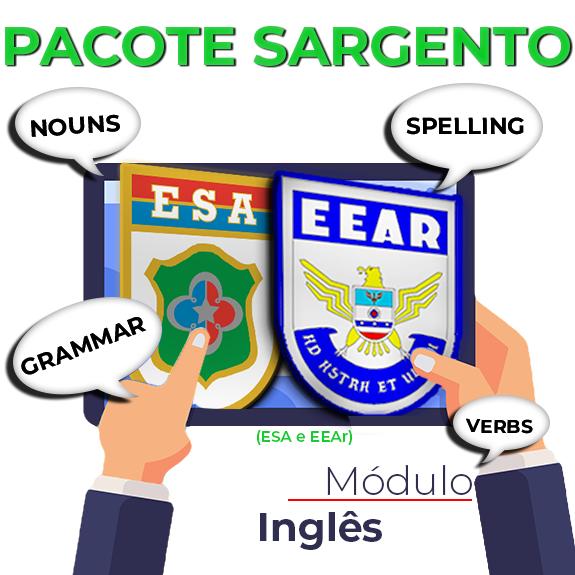 Módulo Sargento - Inglês