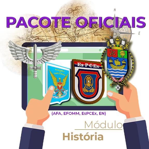 Módulo Oficiais - História