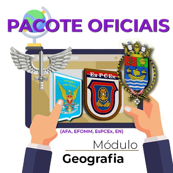 Módulo Oficiais - Geografia