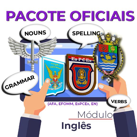 Módulo Oficiais - Inglês