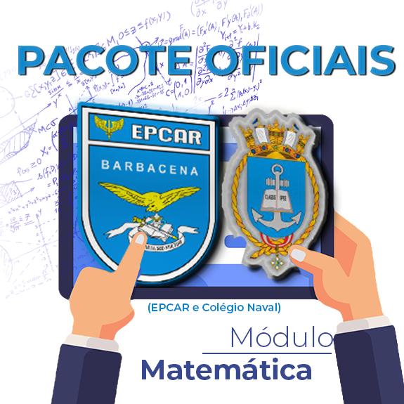 Módulo Oficiais  (CN_EPCAR)- Matemática