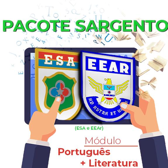 Módulo Sargento - Português e Literatura
