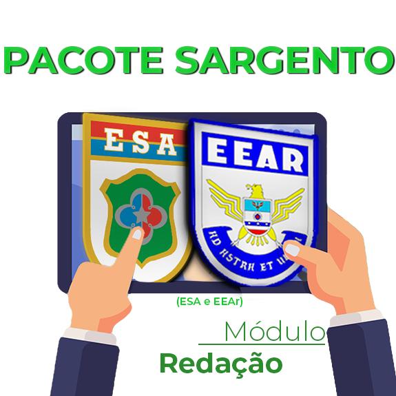 Módulo Sargento - Redação