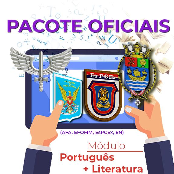 Módulo Oficiais- Português e Literatura