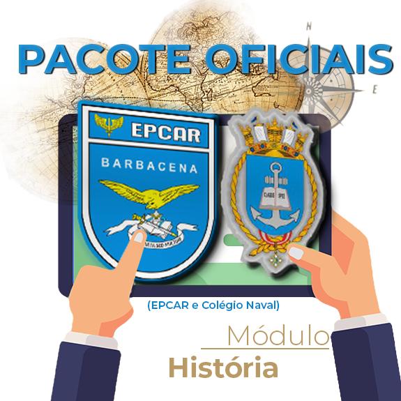 Módulo Oficiais (CN_EPCAR) - História