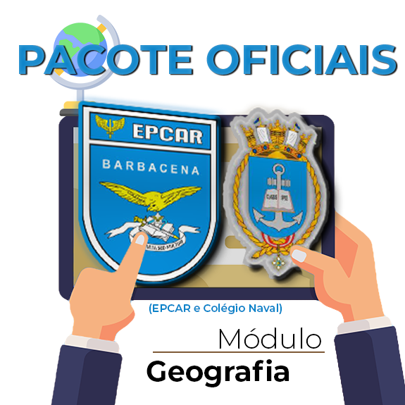 Módulo Oficiais (CN_EPCAR )- Geografia