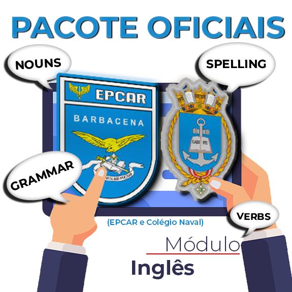 Módulo Oficiais (CN_EPCAR) - Inglês