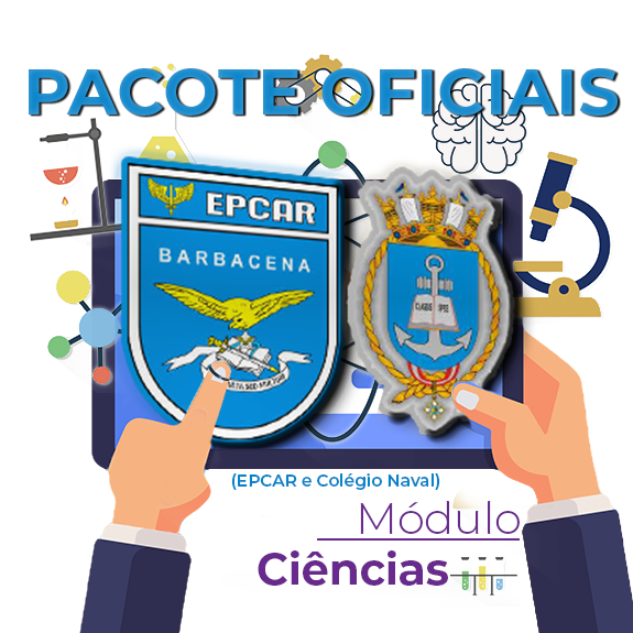 Módulo Oficiais (CN_EPCAR) - Ciências (Biologia, Química e Física)