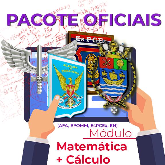 Módulo Oficiais - Matemática e Cálculo