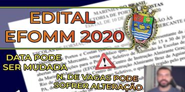 EDITAL EFOMM 2020