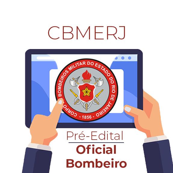Pré - Edital UERJ 2021 - Bombeiro